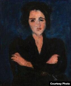 Сэнсацыяй выставы стала «Ева» Хаіма Суціна