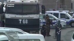 В трех судах Стамбула прошли обыски и задержания