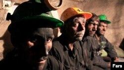 کارگران معدنی در کرمان