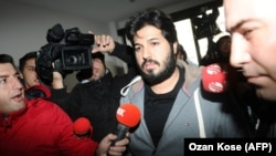 Iranian-born gold trader Reza Zarrab faces trial in January on charges of violating U.S. sanctions against doing business with Iran.