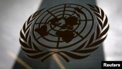 نشان سازمان ملل متحد.