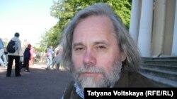 Писатель из Петербурга Сергей Носов