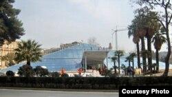 """""""İçərişəhər"""" stansiyası"""
