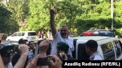 Супруга Афгана Мухтарлы объявила недоверие грузинским следственным органам и требует независимого расследования