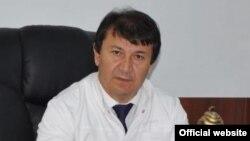 Тәжікстан денсаулық сақтау министрі Жамолиддин Абдуллозода