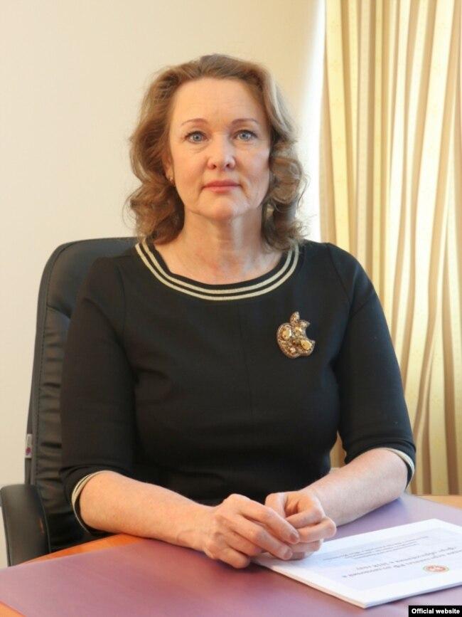 Наталья Гречанникова — заместитель министра образования и науки Татарстана — руководитель департамента надзора и контроля в сфере образования министерства образования и науки РТ