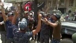 İraq ordusu Mosulun alınmasını qeyd edir