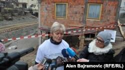 Žene, žrtve rata brane mjesto zločina u Višegradu