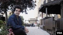 Filmmaker Jafar Panahi met with the EU delegation