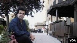 Filmmaker Jafar Panahi met with the EU delegation