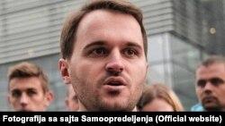 Засуджений депутат Фрашер Краснічі, архівне фото