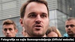 Осужденный оппозиционер Фрашер Красничи