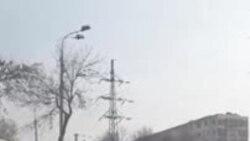 """""""Йӯл патруль хизмати қоидани бузиб, полосадан ташқарида тӯхтаган"""""""