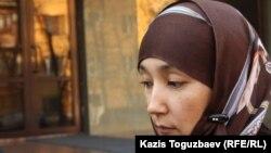 Шынар Бисенбаева. Алматы, 14 қараша 2013 жыл.
