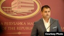Портпаролот на Влада на Македонија, Миле Бошњаковски.