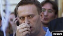 Алексей Навальный в Астрахани