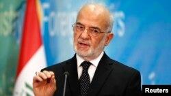 ابراهیم الجعفری، وزیر خارجه عراق