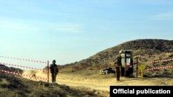 Ադրբեջանի զինված ուժերի զինծառայողներ, արխիվ