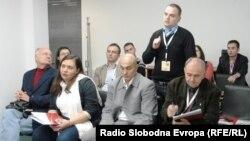 Од дебатата во Охрид