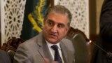 Pakistanyň daşary işler ministri Mahmood Kureşi. Arhiw suraty