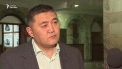 Ташиев: Матраимовдун четтеги мүлкү табылган жок