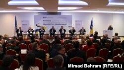Konferencija o preustroju Daytona, Mostar, 13. novembar 2015
