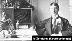 Николай Степанович Гумилев (1886–1921). Царское Село. 1911 год