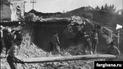 Последнее по времени сильнейшее землетрясение произошло в Ташкенте 26 апреля 1966 года.