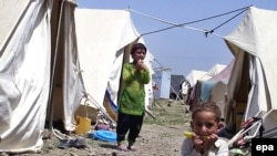 Violence in northwest Pakistan has displaced thousands.