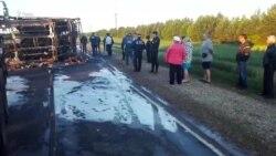 Следственный комитет провел первое задержание по делу об автокатастрофе в Татарстане