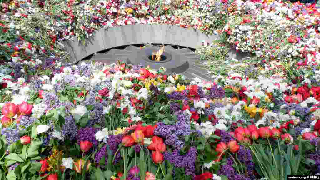 Мемориал жертвам геноцида