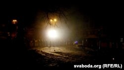 Фотагалерэя: Эўрамайдан, 16 лютага