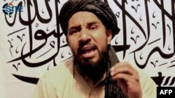 """Видеообращение одного из лидеров """"Аль-Каиды"""" Абу Яхья аль-Либи, размещенное в Интернете. 22 июня 2012 года."""