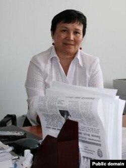 Раиса Решетникова