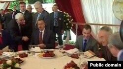 """Президенты, посетившие """"кубок Дмитрия Медведева"""", и не догадывались, какое обсуждение вызвали меры безопасности вокруг состязаний"""