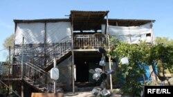Первыми в родное село рискнули приехать десять грузинских семей
