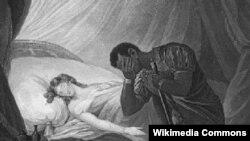 Dezdemonanın ölüm səhnəsi