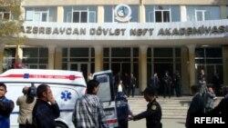 Azərbaycan Dövlət Neft Akademiyası. 30 aprel 2009