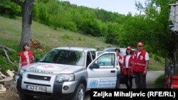 Mobilni timovi Crvenog krsta/križa Federacije BiH