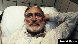 محمد نوریزاد از ۲۰ مرداد در بازداشت موقت است