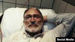 محمد نوری زاد پیش از این چند بار اعتصاب غذا کرده است