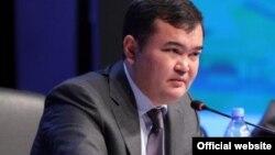 Аким Карагандинской области Женис Касымбек.