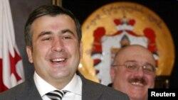 Ish-presidenti i Gjeorgjisë, Mikhail Saakashvili