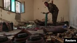 نیروهای دموکراتیک سوریه، مورد حمایت آمریکا در منبج