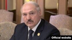 Belarusian President Alyaksandr Lukashenka