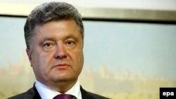Новоизбранный президент Украины Петр Порошенко