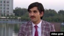 Tajik Behruz Saeed (file photo)