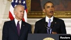 Џо Бајден и Барак Обама