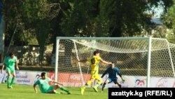 Кыргыз футболчулары