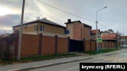 Дома на территории кооператива «Ветеран» в Севастополе
